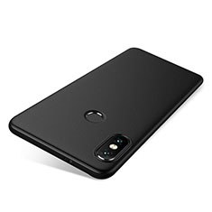 Custodia Silicone Ultra Sottile Morbida Cover S03 per Xiaomi Redmi Note 5 AI Dual Camera Nero
