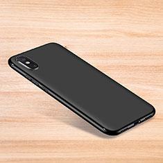 Custodia Silicone Ultra Sottile Morbida Cover S06 per Xiaomi Mi 8 Explorer Nero