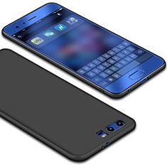 Custodia Silicone Ultra Sottile Morbida Cover S10 per Huawei Honor 9 Premium Nero