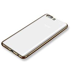 Custodia Silicone Ultra Sottile Morbida Cover S11 per Huawei Honor 9 Premium Bianco