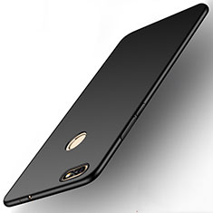 Custodia Silicone Ultra Sottile Morbida per Huawei Enjoy 7 Nero