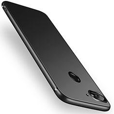 Custodia Silicone Ultra Sottile Morbida per Huawei Enjoy 8 Nero