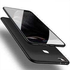 Custodia Silicone Ultra Sottile Morbida per Huawei G9 Lite Nero
