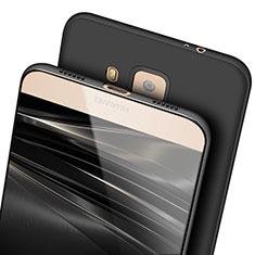 Custodia Silicone Ultra Sottile Morbida per Huawei G9 Plus Nero