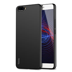 Custodia Silicone Ultra Sottile Morbida per Huawei Honor 6 Plus Nero