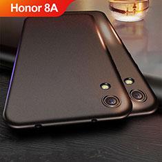 Custodia Silicone Ultra Sottile Morbida per Huawei Honor 8A Nero