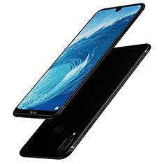 Custodia Silicone Ultra Sottile Morbida per Huawei Honor 8X Max Nero