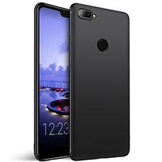 Custodia Silicone Ultra Sottile Morbida per Huawei Honor 9i Nero