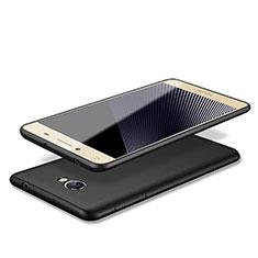 Custodia Silicone Ultra Sottile Morbida per Huawei Honor Play 5 Nero