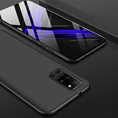 Custodia Silicone Ultra Sottile Morbida per Huawei Honor Play4 Pro 5G Nero