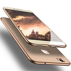 Custodia Silicone Ultra Sottile Morbida per Huawei Honor V8 Max Oro