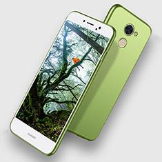 Custodia Silicone Ultra Sottile Morbida per Huawei Honor V9 Play Verde