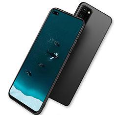 Custodia Silicone Ultra Sottile Morbida per Huawei Honor View 30 Pro 5G Nero