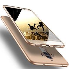 Custodia Silicone Ultra Sottile Morbida per Huawei Mate 10 Pro Oro