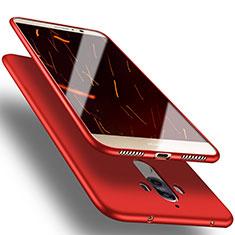 Custodia Silicone Ultra Sottile Morbida per Huawei Mate 10 Pro Rosso
