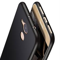 Custodia Silicone Ultra Sottile Morbida per Huawei Mate 8 Nero