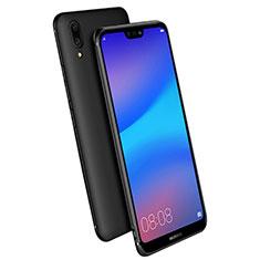 Custodia Silicone Ultra Sottile Morbida per Huawei Nova 3 Nero