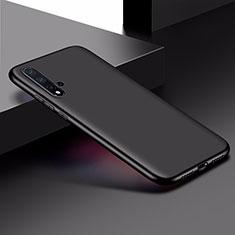 Custodia Silicone Ultra Sottile Morbida per Huawei Nova 5 Pro Nero