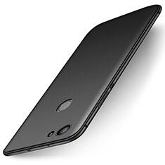 Custodia Silicone Ultra Sottile Morbida per Huawei Nova Nero