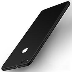 Custodia Silicone Ultra Sottile Morbida per Huawei P10 Lite Nero