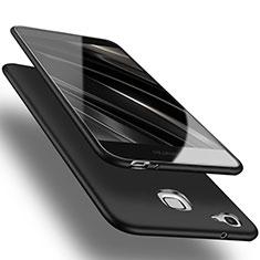 Custodia Silicone Ultra Sottile Morbida per Huawei P8 Lite Smart Nero