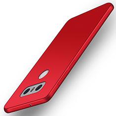 Custodia Silicone Ultra Sottile Morbida per LG G6 Rosso