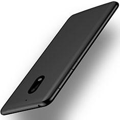 Custodia Silicone Ultra Sottile Morbida per Nokia 6 Nero