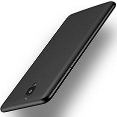 Custodia Silicone Ultra Sottile Morbida per OnePlus 3 Nero