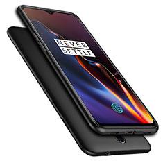 Custodia Silicone Ultra Sottile Morbida per OnePlus 7 Nero