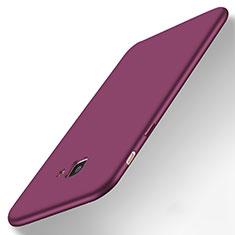 Custodia Silicone Ultra Sottile Morbida per Samsung Galaxy J7 Prime Rosso