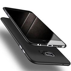 Custodia Silicone Ultra Sottile Morbida per Samsung Galaxy Note 5 N9200 N920 N920F Nero