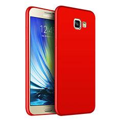 Custodia Silicone Ultra Sottile Morbida per Samsung Galaxy On5 (2016) G570 G570F Rosso