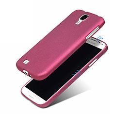Custodia Silicone Ultra Sottile Morbida per Samsung Galaxy S4 i9500 i9505 Viola