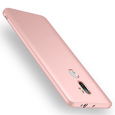 Custodia Silicone Ultra Sottile Morbida per Xiaomi Mi 5S Plus Oro Rosa