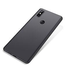 Custodia Silicone Ultra Sottile Morbida per Xiaomi Mi Mix 2S Nero