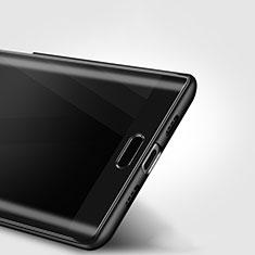 Custodia Silicone Ultra Sottile Morbida per Xiaomi Mi Note 2 Special Edition Nero