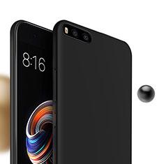 Custodia Silicone Ultra Sottile Morbida per Xiaomi Mi Note 3 Nero