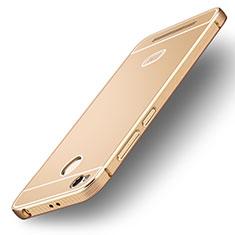 Custodia Silicone Ultra Sottile Morbida per Xiaomi Redmi 3S Oro