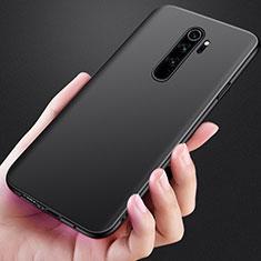 Custodia Silicone Ultra Sottile Morbida per Xiaomi Redmi Note 8 Pro Nero
