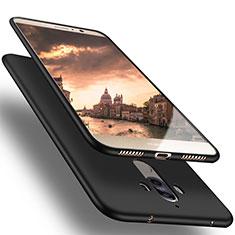 Custodia Silicone Ultra Sottile Morbida R06 per Huawei Mate 9 Nero