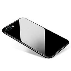 Custodia Silicone Ultra Sottile Morbida S02 per Huawei Honor 10 Nero