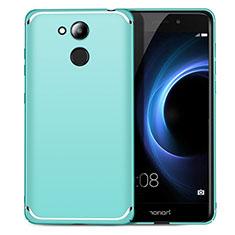 Custodia Silicone Ultra Sottile Morbida S02 per Huawei Honor V9 Play Verde