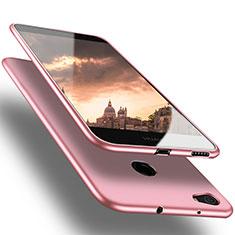 Custodia Silicone Ultra Sottile Morbida S02 per Huawei Nova Rosa