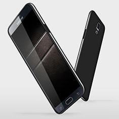 Custodia Silicone Ultra Sottile Morbida S02 per Samsung Galaxy Note 4 Duos N9100 Dual SIM Nero