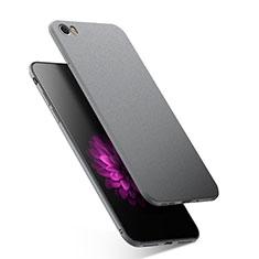 Custodia Silicone Ultra Sottile Morbida S02 per Xiaomi Mi 5 Grigio