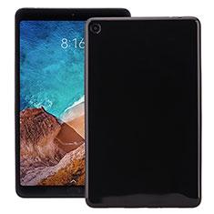 Custodia Silicone Ultra Sottile Morbida S02 per Xiaomi Mi Pad 4 Plus 10.1 Nero