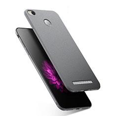 Custodia Silicone Ultra Sottile Morbida S02 per Xiaomi Redmi 3S Prime Grigio
