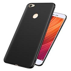 Custodia Silicone Ultra Sottile Morbida S02 per Xiaomi Redmi Note 5A Prime Nero