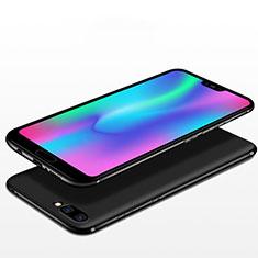 Custodia Silicone Ultra Sottile Morbida S03 per Huawei Honor 10 Nero