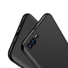 Custodia Silicone Ultra Sottile Morbida S03 per Huawei Honor 9 Premium Nero